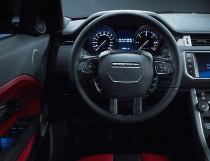 2010 Land Rover Range Rover Evoque 5-door 50