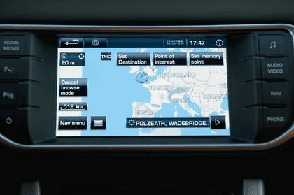 2010 Land Rover Range Rover Evoque 5-door 51