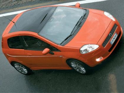 2005 Fiat Grande Punto Multijet 3-door with Panoramic Sunroof 26