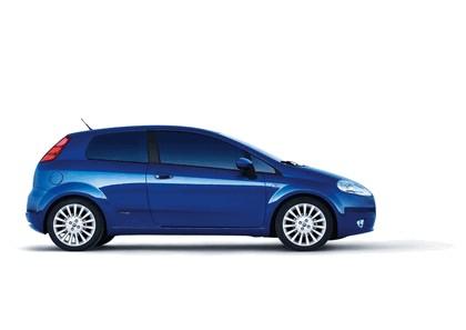 2005 Fiat Grande Punto Multijet 3-door with Panoramic Sunroof 31