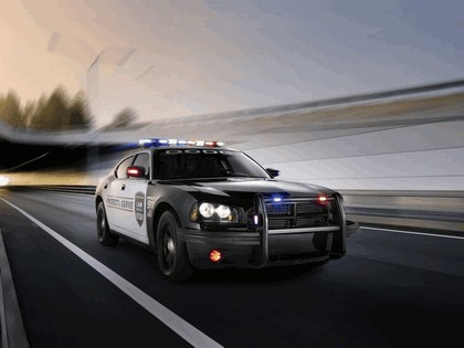 2010 Dodge Charger Pursuit Police 3