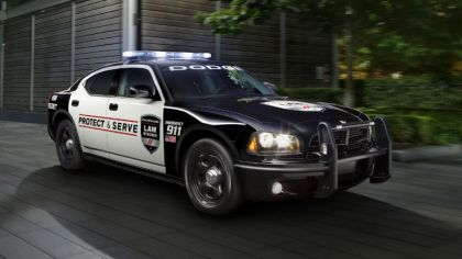 2010 Dodge Charger Pursuit Police 9