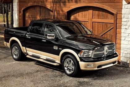 2010 Dodge Ram Laramie Longhorn 1