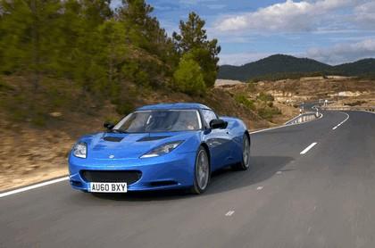 2010 Lotus Evora S 11