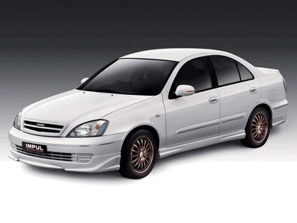 2010 Nissan Sentra by Impul 1