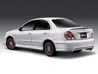 2010 Nissan Sentra by Impul 2