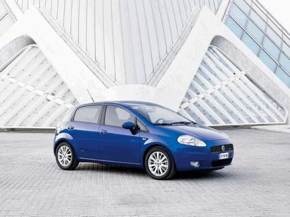 2005 Fiat Grande Punto Multijet 5-door 2