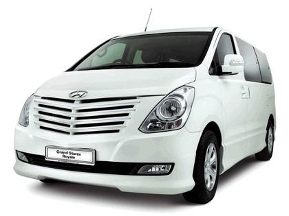 2009 Hyundai Grand Starex Royale 1