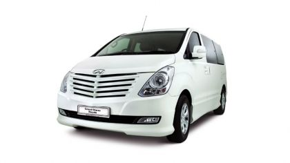 2009 Hyundai Grand Starex Royale 7