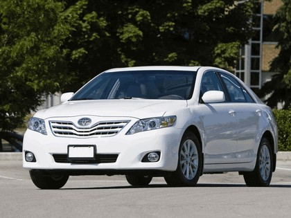 2009 Toyota Camry XLE 1