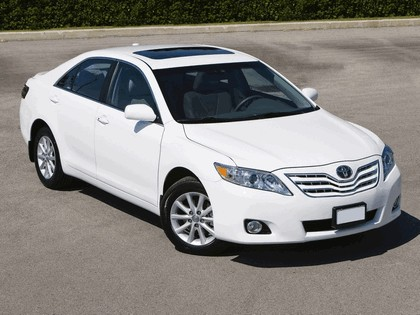 2009 Toyota Camry XLE 4