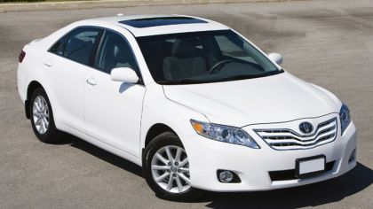 2009 Toyota Camry XLE 9