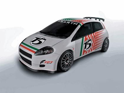 2005 Fiat Grande Punto Rally Super 2000 prototype 1