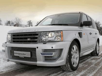 2010 Land Rover Range Rover Sport by Koenigseder 1