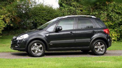 2010 Suzuki SX4 SZ-L - UK version 9