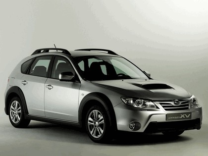 2010 Subaru Impreza XV 2.0d 2