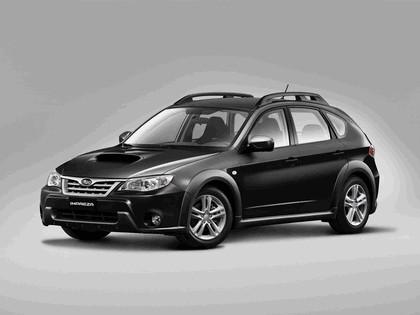 2010 Subaru Impreza XV 2.0d 5