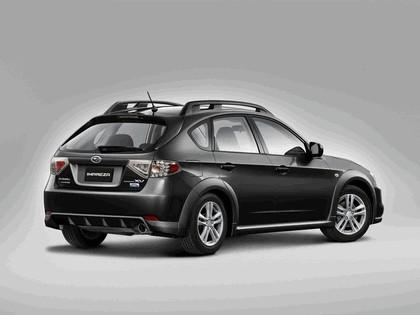 2010 Subaru Impreza XV 2.0d 8