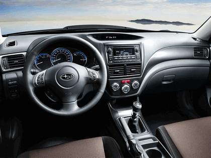 2010 Subaru Impreza XV 2.0d 12