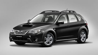2010 Subaru Impreza XV 2.0d 4