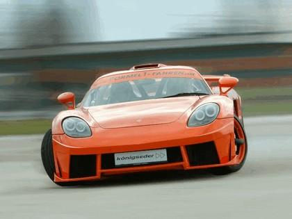 2008 Porsche Carrera GT by Koenigseder 1