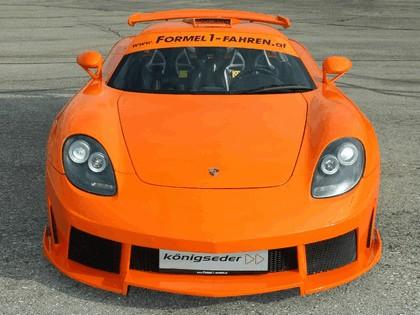 2008 Porsche Carrera GT by Koenigseder 4