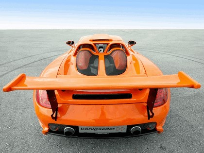 2008 Porsche Carrera GT by Koenigseder 6