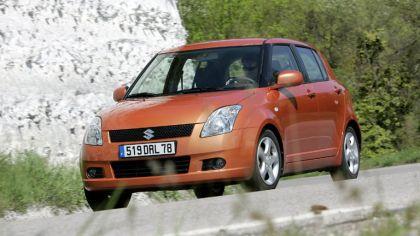 2004 Suzuki Swift 4x4 3