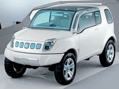 2003 Suzuki Landbreeze concept 4