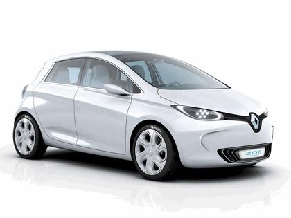 2010 Renault Zoe concept 1