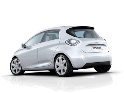 2010 Renault Zoe concept 2