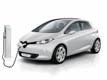 2010 Renault Zoe concept 3
