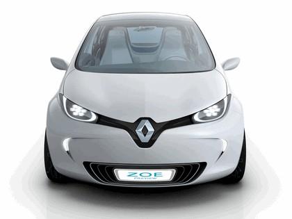 2010 Renault Zoe concept 4