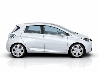 2010 Renault Zoe concept 5