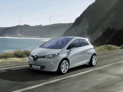2010 Renault Zoe concept 8