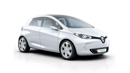 2010 Renault Zoe concept 7