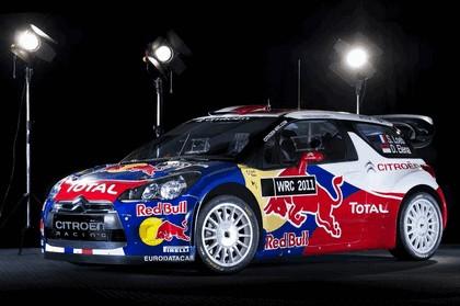 2011 Citroën DS3 WRC 3