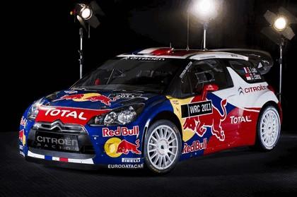 2011 Citroën DS3 WRC 4