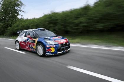 2011 Citroën DS3 WRC 12