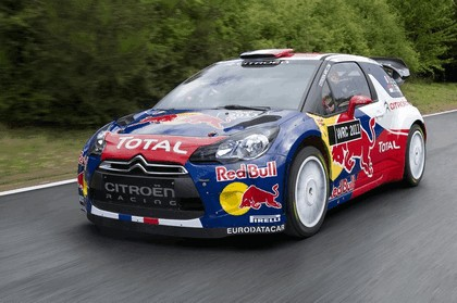 2011 Citroën DS3 WRC 15