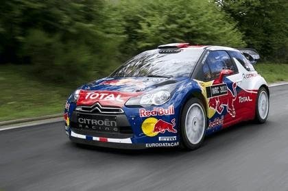 2011 Citroën DS3 WRC 16