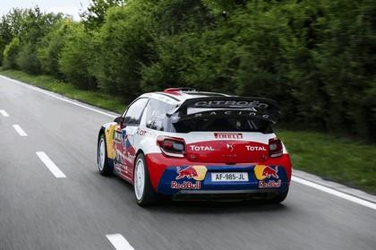 2011 Citroën DS3 WRC 17