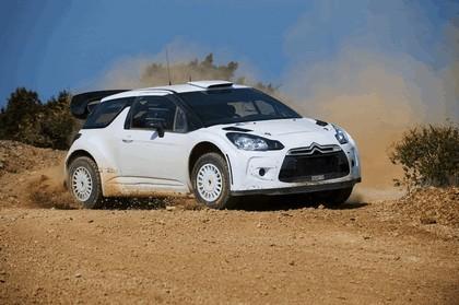 2011 Citroën DS3 WRC 22