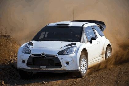 2011 Citroën DS3 WRC 25
