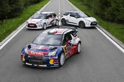 2011 Citroën DS3 WRC 29
