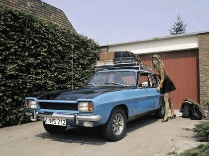 1972 Ford Capri I 6