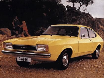 1974 Ford Capri II 1