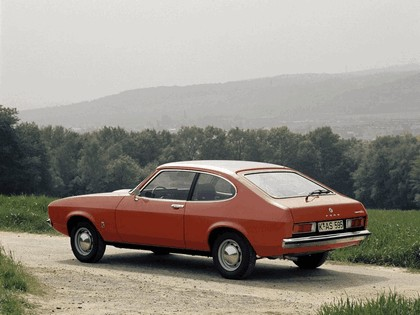 1974 Ford Capri II 6