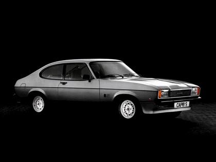 1974 Ford Capri II 12