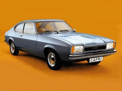 1974 Ford Capri II 13